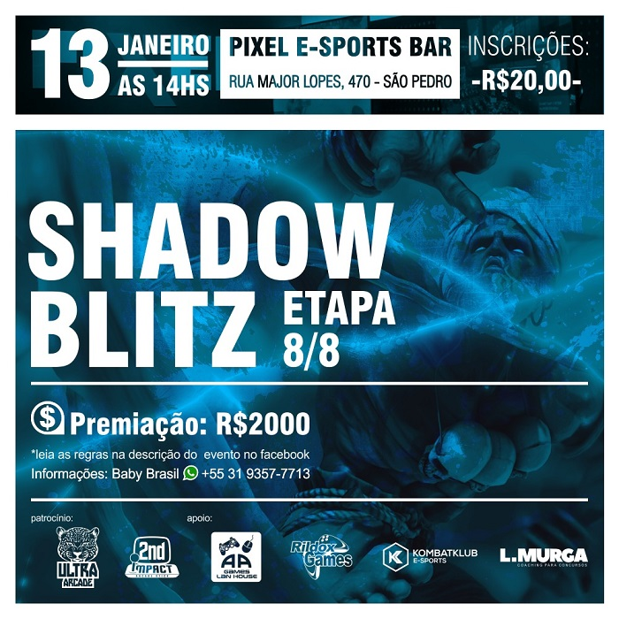shadow blitz 2018